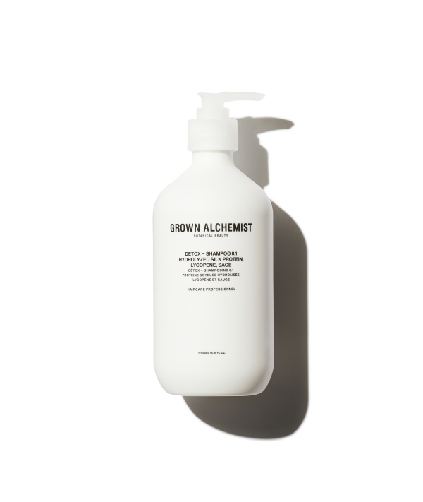 Grown Alchemist - Detox - Shampoo 0.1-500ml