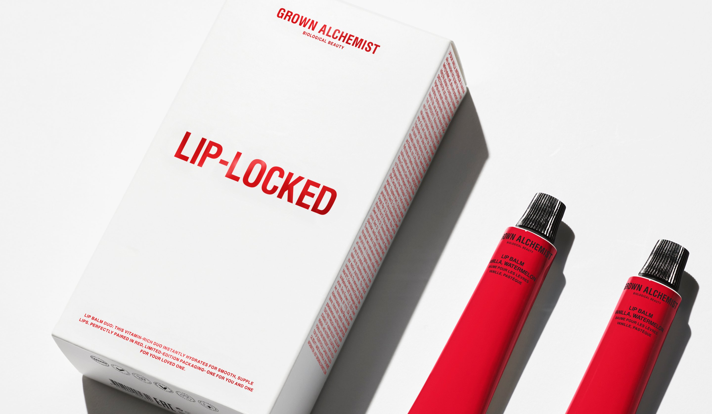 LIP-LOCKED VALENTINE'S DAY KIT
